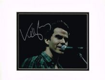 Kelly Jones Autograph Signed Photo - Stereophonics